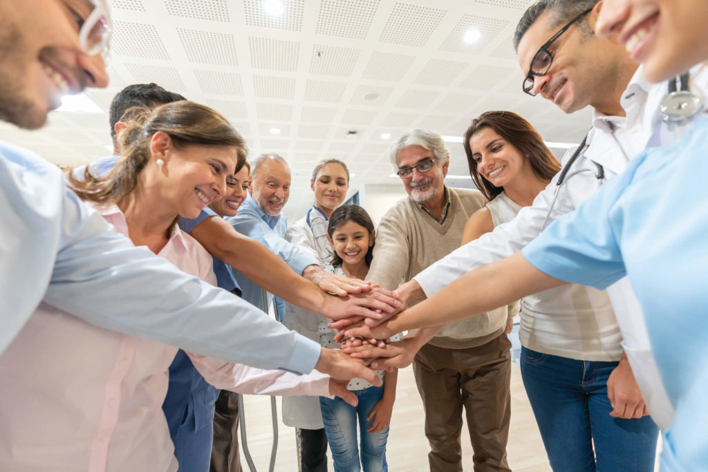 Patients and Mental Health Caregivers